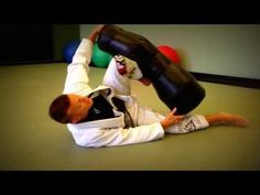 More BJJ Solo Drills - Guard Work - YouTube