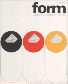 Form Magazine Covers (9)