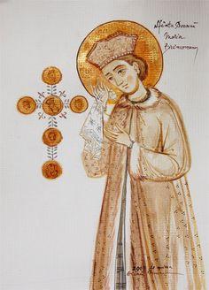 Brancoveanu Medieval Drawings, Byzantine Icons, Orthodox Icons, Princess Zelda, Disney Princess, Religious Art, Disney Characters, Fictional Characters, Saints