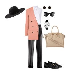 """""""Денди"""" by kati-style-istanbul ❤ liked on Polyvore featuring Haider Ackermann, Helmut Lang, Chanel, Alexander Wang, Givenchy, Humble Chic and Rosendahl"""