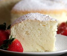 This Jiggly Fluffy Japanese Cheesecake Is What Dreams Are Made Of - The Most Viral collection of feel good stories & videos, delicious recipes and awesome DIY projects Japanese Jiggly Cheesecake Recipe, Japanese Fluffy Cheesecake, Just Desserts, Dessert Recipes, Let Them Eat Cake, Food To Make, Cupcake Cakes, Cupcakes, Sweet Tooth