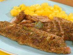 Cuban Spiced Pork Tenderloin and Soffrito Rice