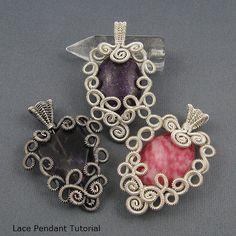 He encontrado este interesante anuncio de Etsy en https://www.etsy.com/es/listing/61304268/lace-pendant-wire-jewelry-making