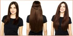 Halo Hair Pieces - Global Hair Extensions