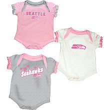 Reebok Seahawks Infant Set