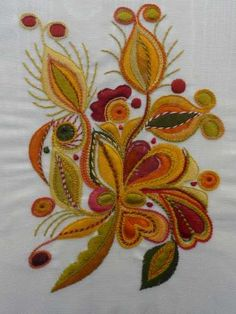 crewel and embroidery kits Crewel Embroidery Kits, Embroidery Works, Creative Embroidery, Vintage Embroidery, Embroidery Thread, Floral Embroidery, Beaded Embroidery, Embroidery Patterns, Quilt Patterns