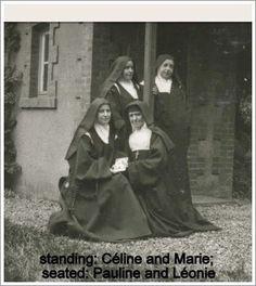 Thérèse's sisters