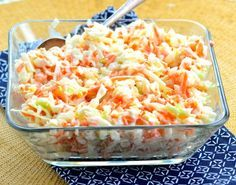 Make and share this Top Secret Recipes Version of KFC Coleslaw by Todd Wilbur recipe from Genius Kitchen. Copycat Kfc Coleslaw, How To Make Coleslaw, Healthy Coleslaw, Top Secret Recipes, Cooking Recipes, Healthy Recipes, Recipe Today, Today's Recipe, Restaurant Recipes