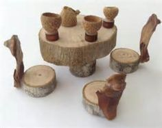 fairy houses from recycled materials - Ecosia
