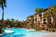 The Tahiti Village Las Vegas Resort. A great place for a family holiday!