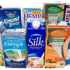 How long do milk substitutes such as soy milk, rice milk and almond Milk last? Answers related to shelf life, storage methods and expiration dates Hemp Milk, Soy Milk, Vegan Milk, Best Milk Alternative, Alternative Health, Dairy Free Coffee Creamer, Grape Nutrition, Protein, Milk Alternatives