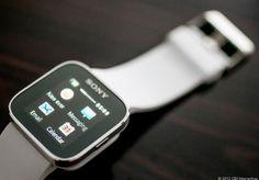 The Sony SmartWatch! - Retweet - #Sony #Smartwatches