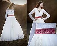 Ivory wedding skirt by AtelierDeCoutureJK on Etsy Ivory Wedding, Wedding Wear, Wedding Skirt, Folk Fashion, Got Married, Two Piece Skirt Set, Boho, Formal Dresses, Trending Outfits
