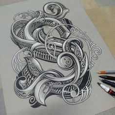 Calligraphy Letters, Caligraphy, Gothic Fonts, Types Of Lettering, Hippie Art, Abstract Wall Art, Typography, Victorian, Graphic Design