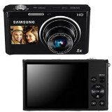 Samsung DV300F Dual View Smart Camera – Black (EC-DV300FBPBUS)