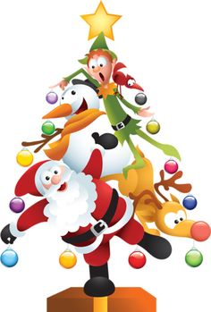 Best free Merry Christmas Pictures to share with your friends. These Christmas Pictures are funny and inspirational to print and draw for the family. Funny Merry Christmas Pictures, Christmas Pictures To Draw, Funny Christmas Tree, Christmas Tree Clipart, Christmas Ecards, Christmas Cartoons, Printable Christmas Cards, Christmas Drawing, Noel Christmas
