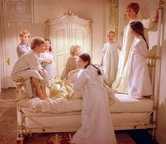"""raindrops on roses and whiskers on kittens ~ A few of my favorite things""  julie andrews, The Sound of Music"
