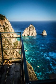 Viewing Platform, Greece by Alistair Ford