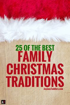 Looking for unique family traditions? Here are the best family Christmas traditions to jump start Christmas! Find family traditions your kids will remember!