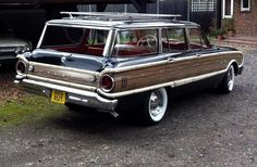 Ford falcon squire 1962 wagon Maintenance/restoration of old/vintage vehicles: the material for new cogs/casters/gears/pads could be cast polyamide which I (Cast polyamide) can produce. My contact: tatjana.alic@windowslive.com
