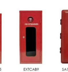 EXTCAB9 | Fire Extinguisher Cabinet (Medium) | Extinguisher Cabinets | Southside Fire & Safety