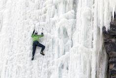Jääkiipeily on täysin ainutlaatuinen tapa nauttia luonnosta ja Korouoman jylhyydestä Cozy Cabin, Cabins, Outdoor, Inspiration, Outdoors, Biblical Inspiration, Outdoor Games, Cottages, The Great Outdoors