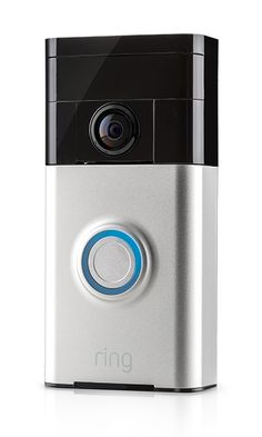 Compare Doorbells - Keep an eye on your home, day and night. - Our Ring Video Doorbells lets you see and speak with visitors at your door, from anywhere. Each doorbell is equipped with an HD camera with night vision and smart motion detection.