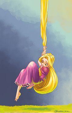 Imagem de disney, rapunzel, and princess