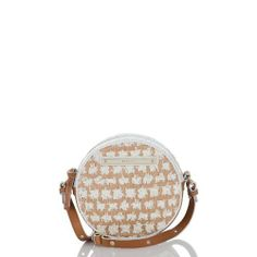 Belle Crossbody Bora White