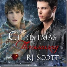 Audiobook Review: The Christmas Throwaway by @Rjscott_author ~ Includes Audio Excerpt   @sinfully_mmblog
