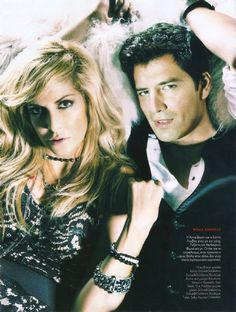 Anna Vissi & Sakis Rouvas Greek Life, Good Music, Jon Snow, Beautiful People, Greece, Celebrities, Singers, Movie Posters, Anna