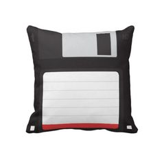 Floppy disk Pillow (made in the USA)