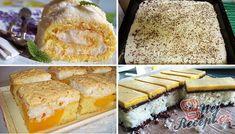 Sbírka 29 nejlepších kokosových zákusků, ze které si určitě ten nejlepší vyberete., strana 1 | NejRecept.cz Mashed Potatoes, Bread, Baking, Ethnic Recipes, Club, Bread Making, Patisserie, Backen, Breads
