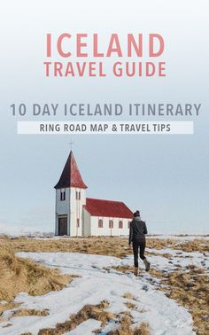 Iceland travel guide & travel tips for a road trip around Iceland's Ring Road. Best Iceland photography spots, tips for what to see and what to eat in this amazing country!