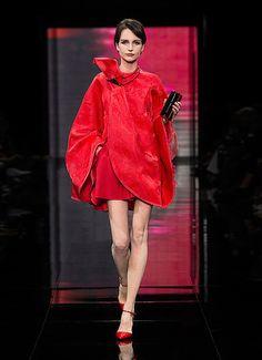 ジョルジオ アルマーニ プリヴェ(GIORGIO ARMANI PRIVÉ) Haute Couture 2014AWコレクション Gallery36