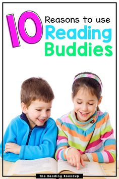 Elementary students greatly benefit from the Reading Buddies Program. Students improve their fluency and comprehension through authentic reading practice. Read on to find out the 10 biggest… Third Grade Reading, Student Reading, Reading Response, Reading Fluency, Reading Practice, Teaching Reading, Reading Resources, Reading Strategies, Positive Character Traits