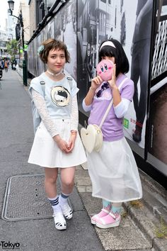 #Harajuku street #japan fashion