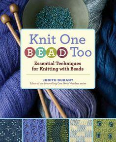 Storey Publishing-Knit One Bead Too