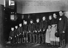 Immigrants - © Ellis Island Immigration Museum, and the Aperture Foundation