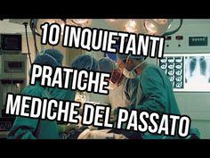 10 inquietanti pratiche mediche del passato