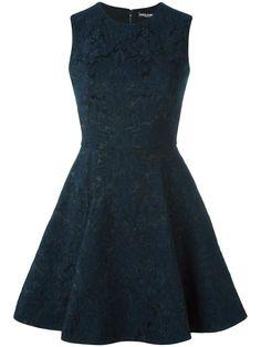 DOLCE & GABBANA jacquard dress. #dolcegabbana #cloth #dress