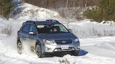 #SubaruCrosstreck reviewed by the Globe and Mail!