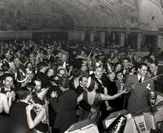 Cab Calloway at the Cotton Club, 1930's