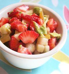 Savory Strawberry Salsa