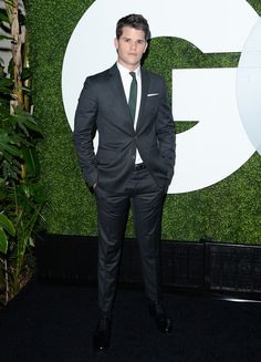 Max Carver Photos - Actor Max Carver attends the 2014 GQ Men Of The Year party at Chateau Marmont on December 2014 in Los Angeles, California. - Arrivals at the GQ Men of the Year Party — Part 2 Carver Twins, Max Carver, Max And Charlie Carver, Chateau Marmont, Gq Men, December 4, Entertainment Weekly, Photo L, Celebs
