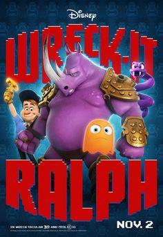 Wreck it Ralph  [] [2012] [] http://www.imdb.com/title/tt1772341/?ref_=nv_sr_4 [] http://www.boxofficemojo.com/movies/?id=rebootralph.htm [] official trailer [150s] https://www.youtube.com/watch?v=87E6N7ToCxs [] [japanese] theatrical trailer [130s] http://www.youtube.com/watch?v=vxkn0lSekCs [] [japanese] theatrical teaser [97s] http://www.youtube.com/watch?v=GIuzlAQtkzs [] official teaser https://www.youtube.com/watch?v=55WbOGWxXmE []