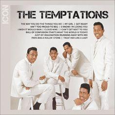 The Temptations - Icon (CD), None - Dnu