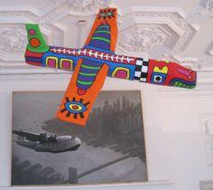 Aeroplane art edition Ton Pret
