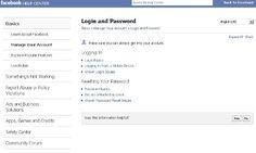 Akun facebook Saya Telah Di Bobol