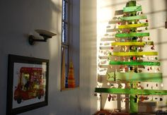 5 Tips On Making Your Own Alternative Christmas Tree
